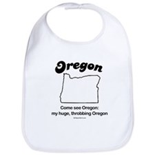 Oregon - come see oregon Bib