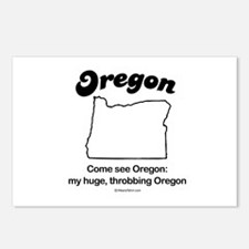 Oregon - come see oregon Postcards (Package of 8)