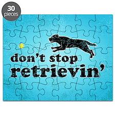 retrievin-distressedbg35x55 Puzzle