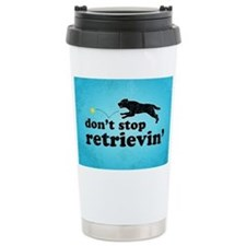 retrievin-distressedbg35x55 Travel Mug