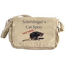Schrodingercat Messenger Bag