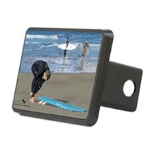 Surfers Wall poster Hitch Cover