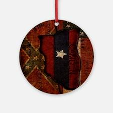 camden-central flag ipad case Round Ornament