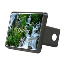 Mountain waterfall Hitch Cover