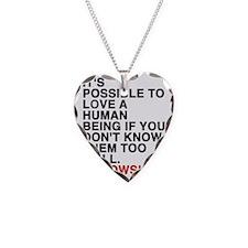 bukowski7 Necklace