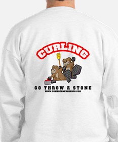 Curling Moose Sweater