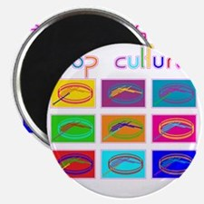 Pop Culture NEW Magnet