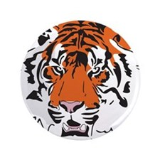 "Tiger 3.5"" Button"