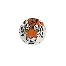 Tiger Mini Button