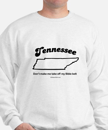Tennessee - don't make me take off my bible belt S