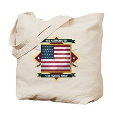 9th Massachusetts (Diamond) Tote Bag