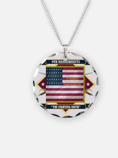 9th Massachusetts (Diamond) Necklace