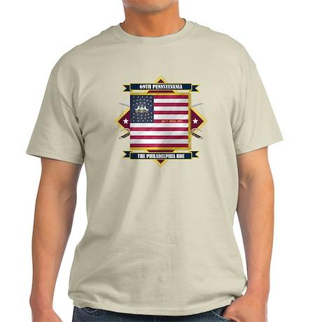 69th Pennsylvania (Diamond) Light T-Shirt