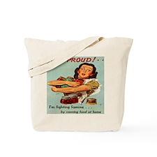 Am I Proud 10x10 Tote Bag