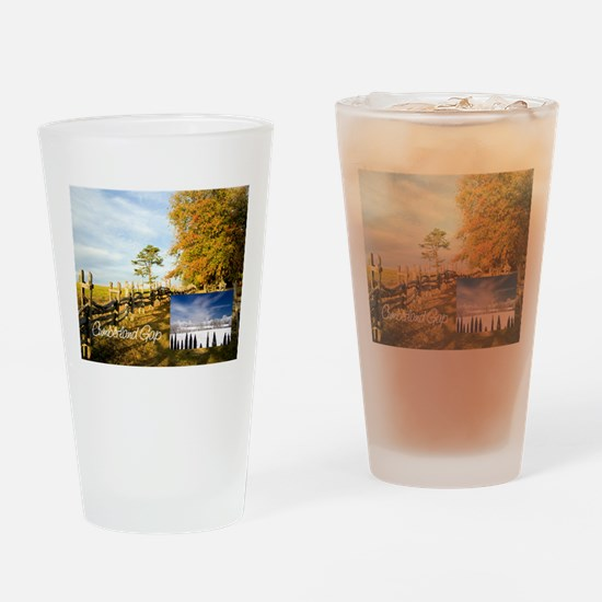 cumberlandgap1 Drinking Glass