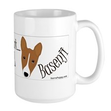 Basenji - They Yodel Mug