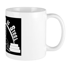 midgetmanlogowhite Mug
