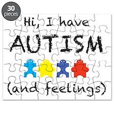 autismfeelings Puzzle