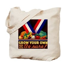 Grow your own 10x10 Tote Bag