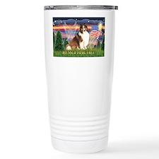 LIC-Blessed-ShetlandSheepdog7 Travel Mug