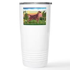 LIC-BriightCountry-IrishSetter Travel Mug