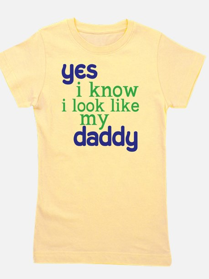 baby shirt 4-8copy Girl's Tee