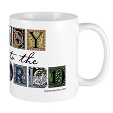 JoyToTheWorld2_12x12 Small Mug