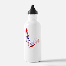 I still can, journal Water Bottle