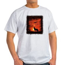 Coyote Howling T-Shirt