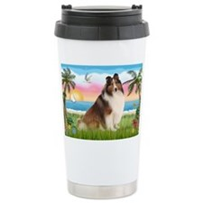 LIC-Palms - Sheltie 7 Travel Mug