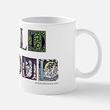 OldSoul12x12 Mug