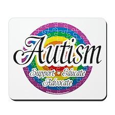 Autism-Target Mousepad