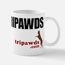 Team Tripawds Back Light Mug