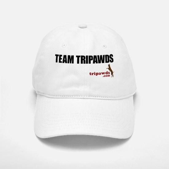 Team Tripawds Back Light Baseball Baseball Cap