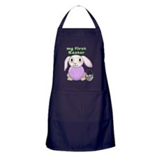 babys-first-easter Apron (dark)