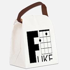 F-Uke Canvas Lunch Bag