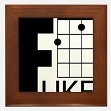 F-Uke Framed Tile