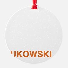 bukowski8_w Ornament