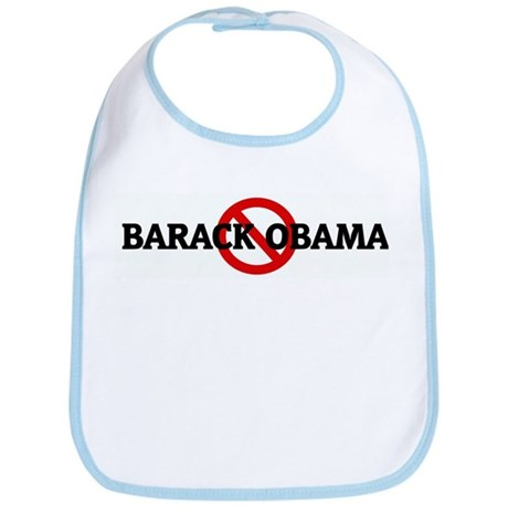 Anti BARACK OBAMA Bib