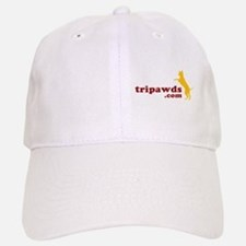 Team Tripawds Back Dark Baseball Baseball Cap