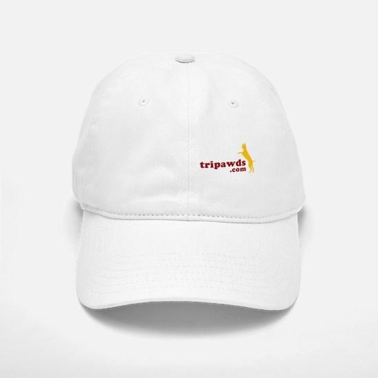 Team Tripawds Back Dark Baseball Baseball Cap