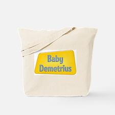 Baby Demetrius Tote Bag