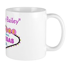 2011 pink bailey Mug