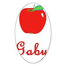 imagabywh Sticker (Oval)