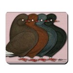 Domestic Show Flights Mousepad