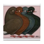 Domestic Show Flights Tile Coaster