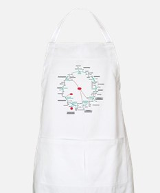 Kreb's Cycle BBQ Apron