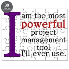 Most Powerful PM Tool Puzzle