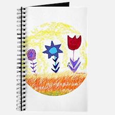 Fire sunrise Journal