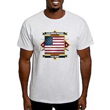 35th Indiana -1st Irish (Diamond) T-Shirt